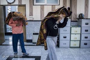 دستگیری سارقان مسلح سرقت از فرش فروشی