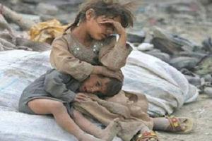 فیلم/ نابودی مخازن آب توسط جنایتکاران سعودی!