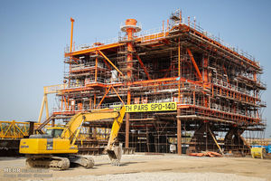 افزایش تولید گاز در پارس جنوبی