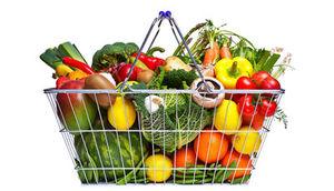 میوه  و سبزیجات نمایه