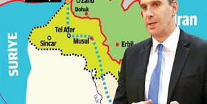 آمریکا به دنبال اخراج حشد الشعبی از شمال عراق