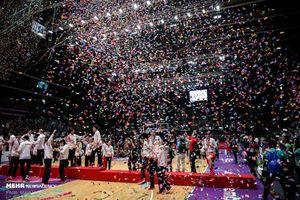 عکس/فینال بسکتبال هجدهمین دوره بازیهای آسیایی