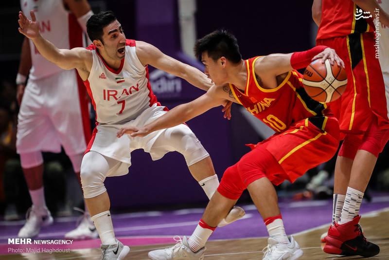 فینال بسکتبال هجدهمین دوره بازی های آسیایی