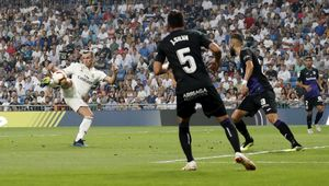 فیلم/ خلاصه دیدار رئال مادرید 4-1 لگانس