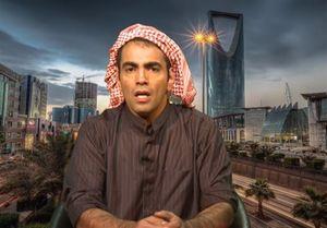 حمله عوامل بنسلمان به معارض برجسته سعودی در لندن +عکس