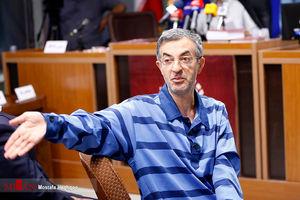 دومین جلسه دادگاه اسفندیار رحیم مشایی