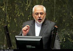 واکنش ظریف به نمایش تبلیغاتی نتانیاهو علیه ایران
