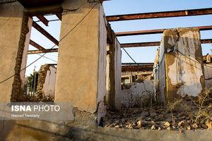 زلزله زدگان کرمان همچنان نیازمند کمکرسانی +فیلم