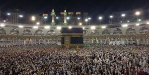 تلاش عربستان برای افزایش تعداد حجاج عمره
