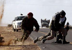 ۴۰۰ نفر از زندانی در لیبی گریختند