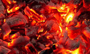 عوارض پخت غذا با زغال
