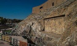 جاری شدن آب در میراث ۸ هزار ساله تهران +عکس و فیلم