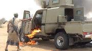 نقره داغ شدن نظامیان سودانی در جنوب عربستان