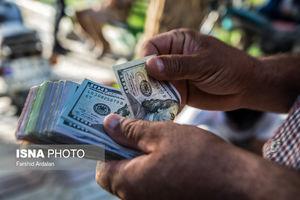 بازار ارز در شهر مرزی «مریوان»