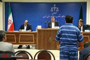 هشتمین جلسه رسیدگی به اتهامات حمید باقری درمنی