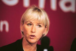 ابراز نگرانی وزیر خارجه سوئد برای تروریستها در ادلب