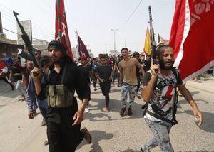 در شب خونین بصره چه گذشت؟ / واکنش مقامات و احزاب سیاسی عراق به التهابات مسلحانه بصره+عکس و فیلم