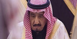 ملک سلمان بلد نیست قرآن بخواند؟ +فیلم