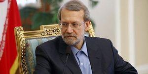 طی بیانیهای لاریجانی قطع کمکرسانی آمریکا به آنروا را محکوم کرد