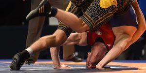 تیم ملی کشتی پهلوانی با ۳ مدال طلا قهرمان شد