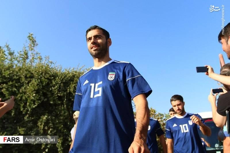 دومین تمرین تیم ملی با اضافه شدن 5 بازیکن