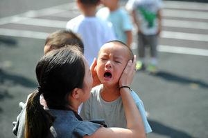 عکس/ آغاز سال تحصیلی جدید در  چین
