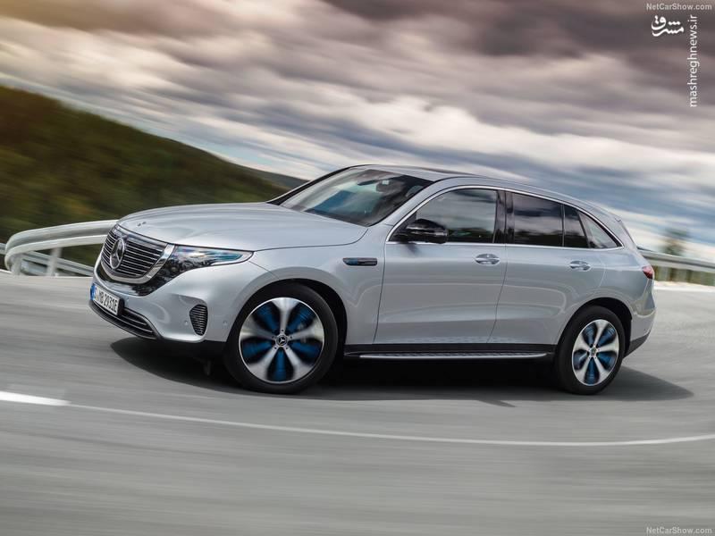 Mercedes-Benz EQC (2020)