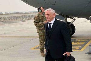 سفر سرزده وزیر دفاع آمریکا به افغانستان