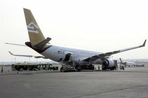 از سرگیری پروازها در فرودگاه لیبی