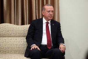دیدار اردوغان با رهبرانقلاب