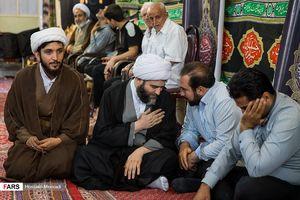 عکس/ مراسم استقبال از محرم با حضور رئیسجدید سازمان تبلیغات اسلامی