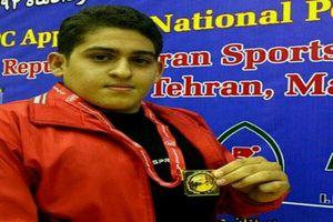 وزنه بردار ایران رکورد آسیا و جهان را شکست
