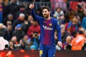 رکوردی جدید از فوق ستاره بارسلونا