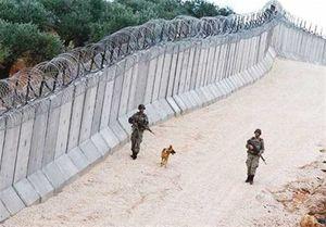 ترکیه و ساخت دیوار در مرز ایران و سوریه