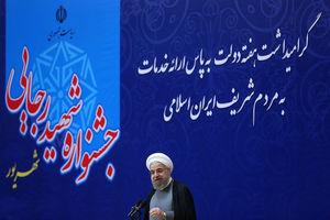 فیلم/ روحانی:در زمان جنگ دعوای جناحی نداریم