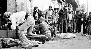 روز ۱۷ شهریور دو تا خاور جنازه جمع کردند