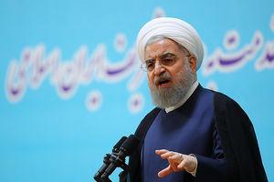 فیلم/ روحانی: ما می دانیم مردم در سختی هستند