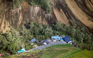 رانش مرگبار زمین در ژاپن