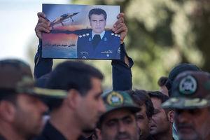 فیلم/ روایت دریادار سیاری از فداکاری یک خلبان شهید