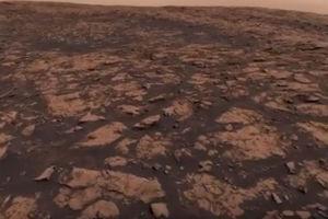 فیلم/ سلفی کاوشگر ناسا در مریخ!