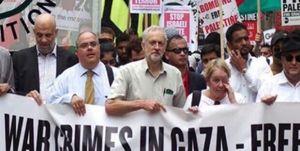 جرمی کوربین رئیس حزب کارگر بریتانیا