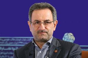 فیلم/ گیرافتادن سرپرست وزارت کار در آسانسور!