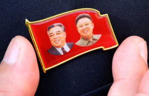 آماده شدن برای جشن هفتادسالگی کره شمالی