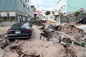 تلفات زلزله ژاپن به ۲۱ کشته افزایش یافت
