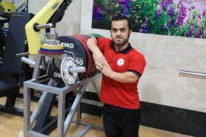 وزنه بردار ایران به نشان نقره آسیا دست یافت