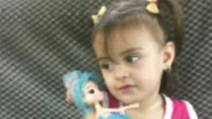 مرگ دختر بچه 3 سال