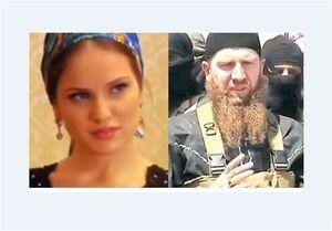 ازدواج دختر وزیر چچنی با فرماندهان داعش