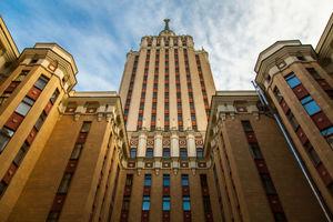 معماری مسکو