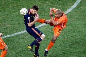 فیلم/ خطاهای خشن فوتبال با گزارش جالب کشتیکج
