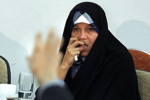 فائزه هاشمی: دلیل رای ندادن من عملکرد اصلاحطلبان است+ فیلم